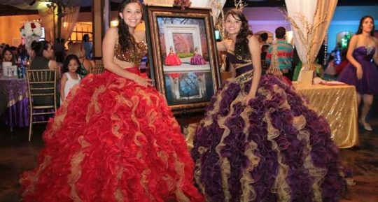 Memorable Quinceañeras